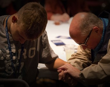 Prayer blog