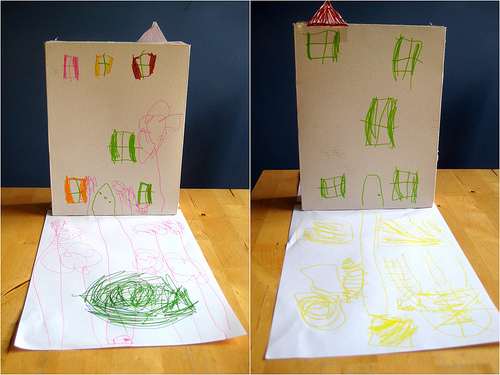 Make A House From A Cereal Box The Imagination Tree