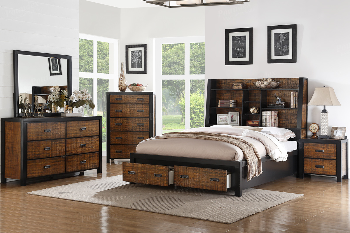 Two Bedroom Set Queen Bed The Imperial Furniture