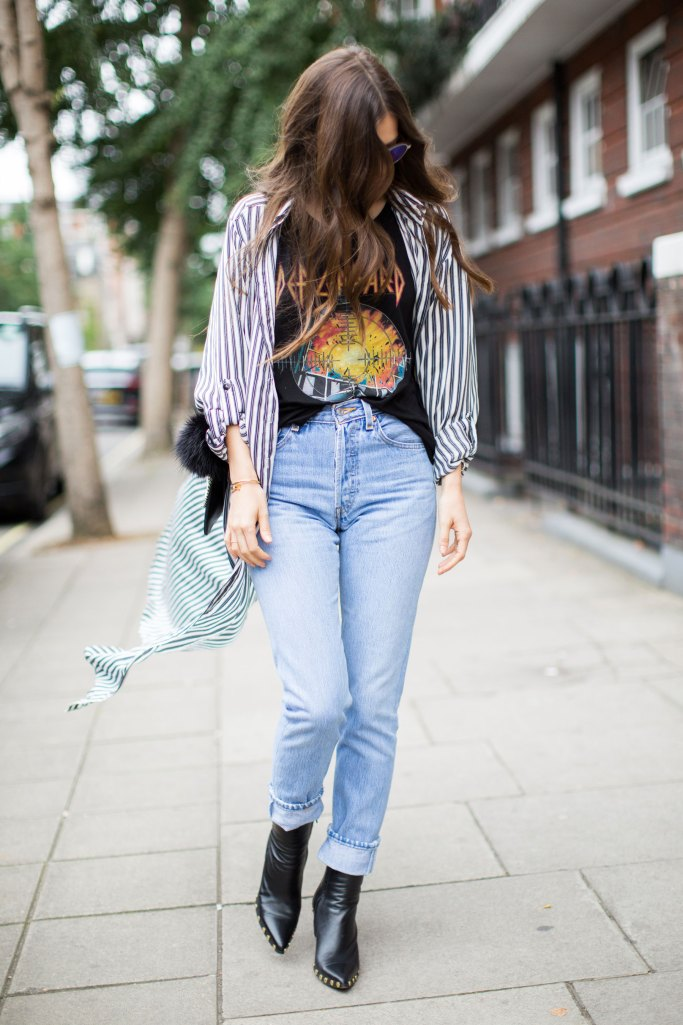 London Fashion Week Street Style Spring 2017 Day 2 The Impression