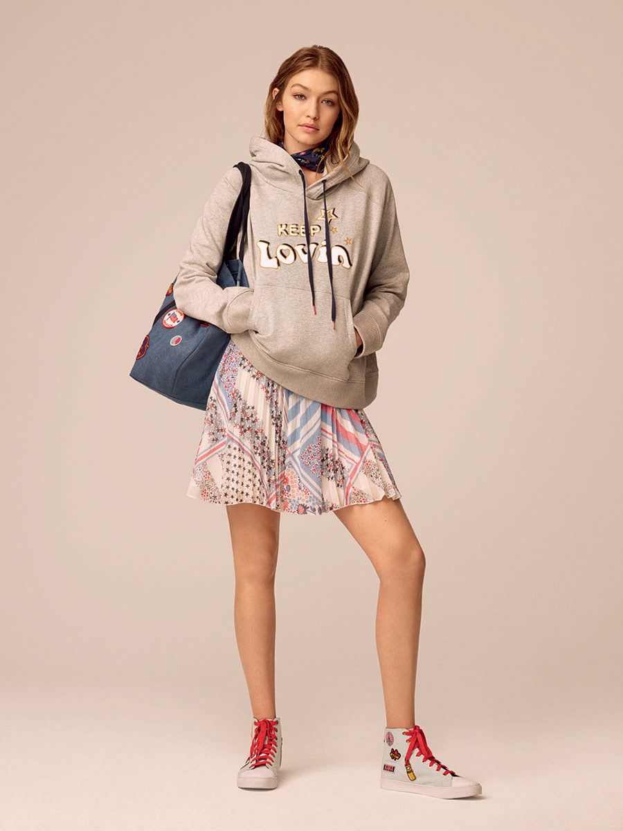 Tommy x Gigi Spring 2019 Collection