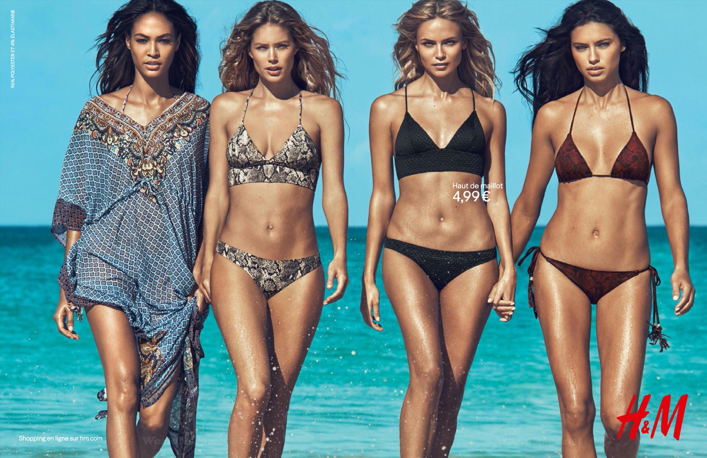 Swedish House Mafia Hd Wallpapers H Amp M Summer Ad Campaign The Impression