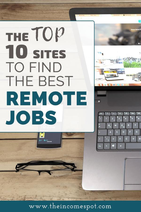 The Top 10 Sites to Find the Best Remote Jobs