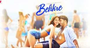 Befikre Official Trailer Just Launched At The Eiffel Tower & It Looks Kinda Fun