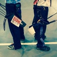 2014 European Archery Festival  - photo diary