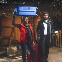Pre-wedding photos? Check out Falz and Simi in this new photos