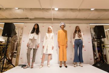 Uniqlo's Modest Wear Collection aims at a broad audience, but also features hijabs for a Muslim clientele. (Uniqlo USA / Facebook)