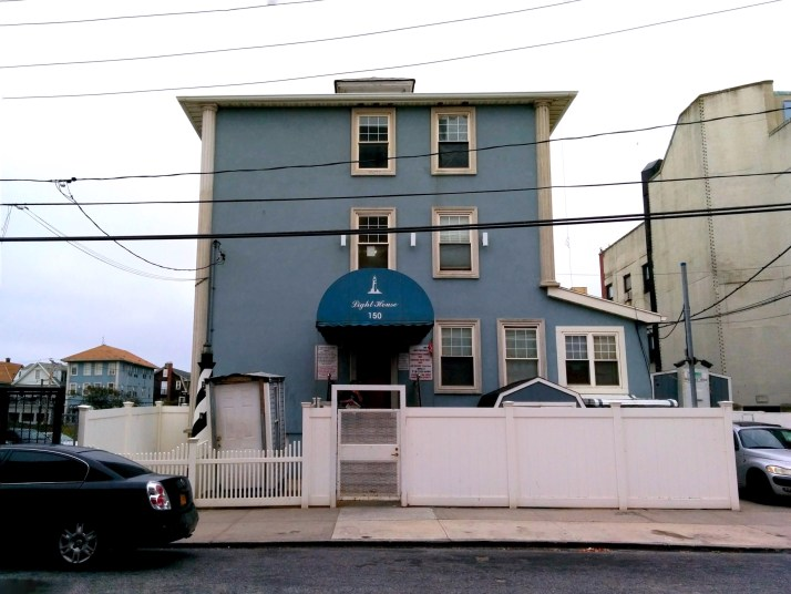 150 Beach 115th Street, the location where the murder took place. (Harry Chang/The Ink)
