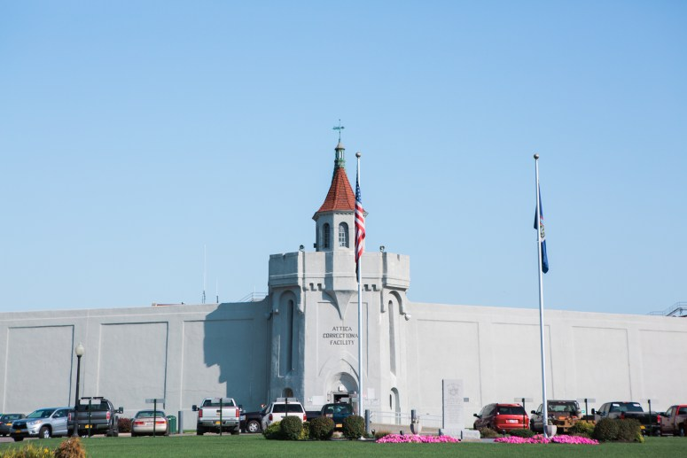 Attica Correctional Facility in New York where Rohan Hankerson is currently serving his 42-year sentence.