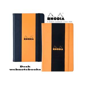 Rhodia Desk Webnotebook