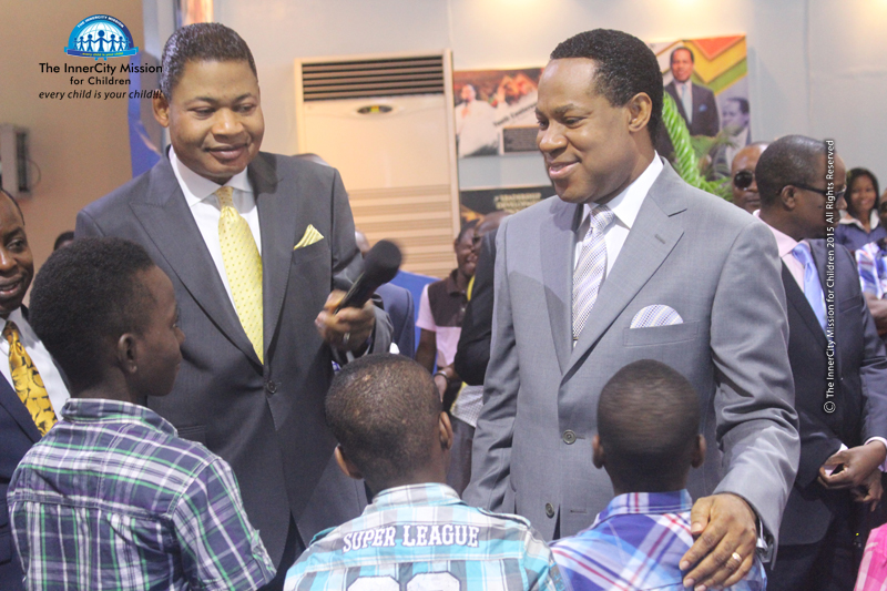 Pastor Chris- World's best Dad