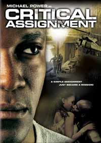 Critical Assignment DVD Cover