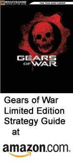 Gears of War Limited Edition Strategy Guide at Amazon.com
