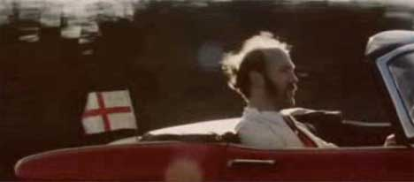 St George Flag featured in Honda Impossible Dream TV Ad