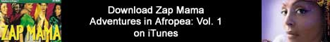 Zap Mama - Adventures in Afropea 1: Zap Mama