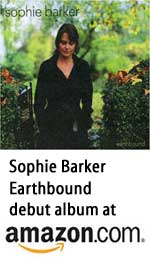 Sophie Barker's debut album, Earthbound, at Amazon.com