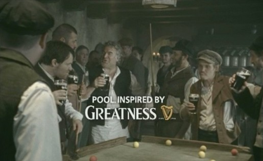 Pool Inspired by Guinness