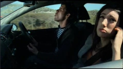 Every day couple in VW Golf TV ad