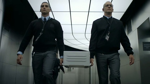 Apple iPhone Hallway television commercial