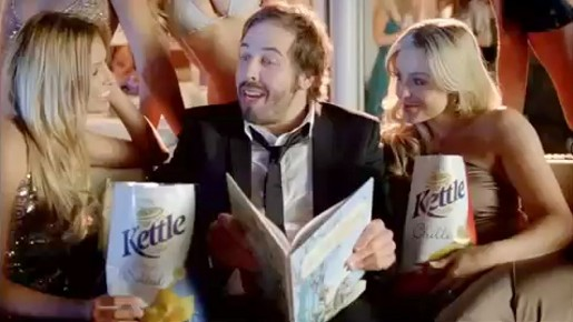 Kettles Television Commercial