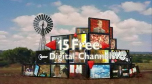 Freeview Screens