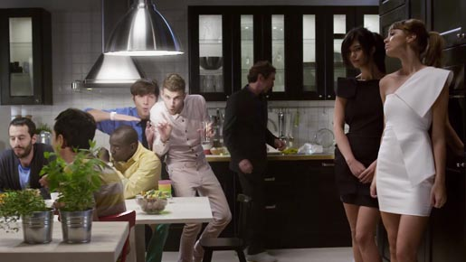 IKEA Kitchen Party with Man Like Me