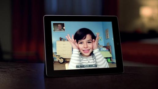 Apple iPad If You Asked commercial