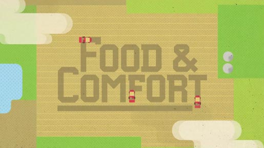 Bank of America Food & Comfort in Feeding America commercial