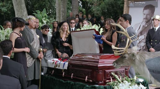 Old Spice Champion Funeral