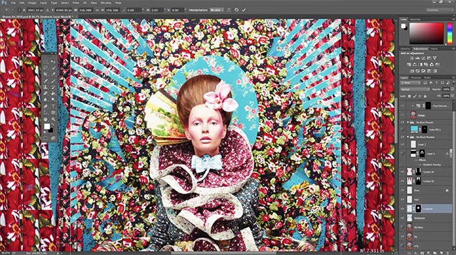 Adobe Dream On Photoshop commercial