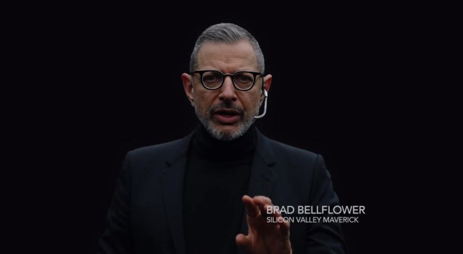 Jeff Goldblum as Brad Bellflower