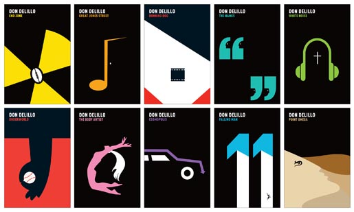 Don Delillo Series Covers