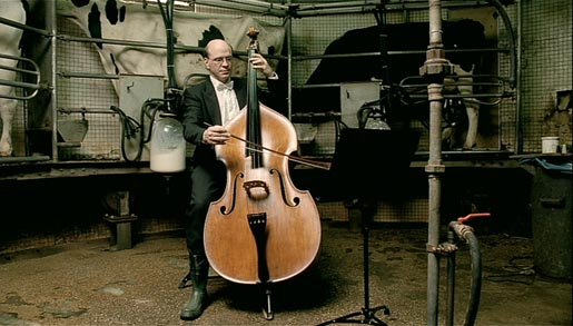 Dortmund Concert Milk Cellist