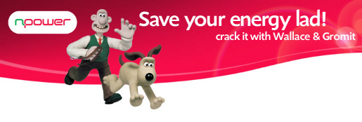 NPower Wallace and Gromit