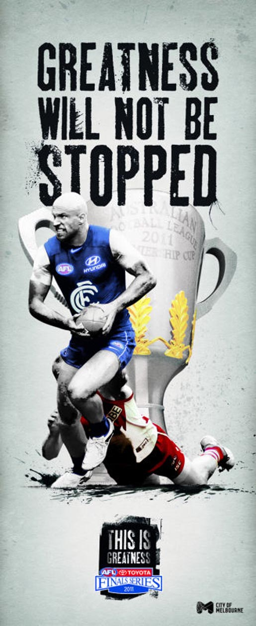 AFL Greatness Will Not Be Stopped