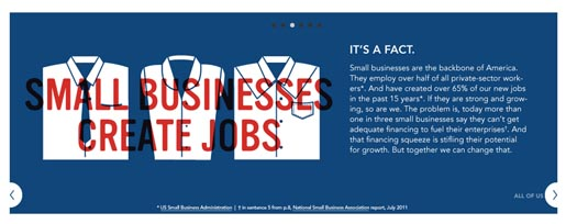 Small Businesses Create Jobs for USA