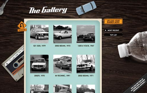 Bimmer Stories - The Gallery