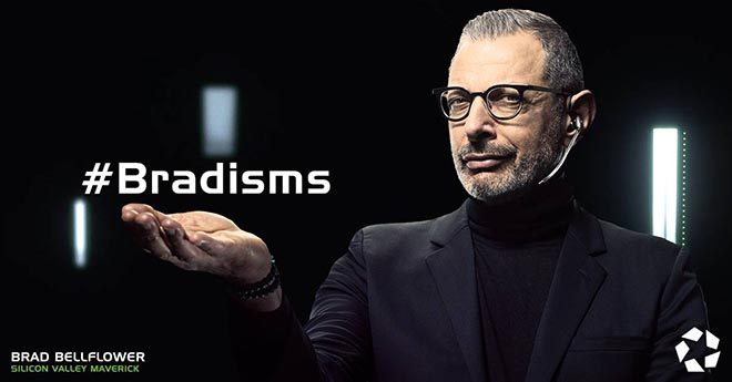 Jeff Goldblum in Apartments.com Bradisms