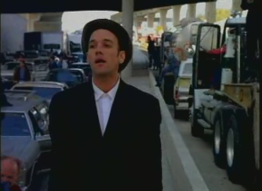 Michael Stipe in Everybody Hurts
