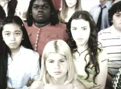 Teenagers in How To Save A Life music video
