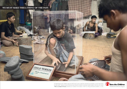Save the Children Child Labour