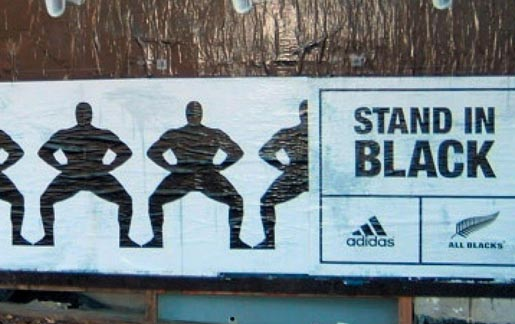 Stand In Black Posters