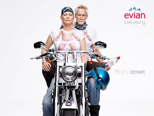 Evian Live Young Sport