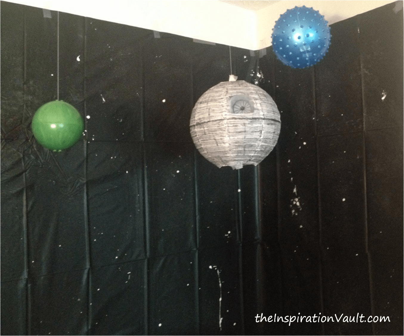 Star Wars Decorations Ideas Star Wars Theme Party The Inspiration Vault