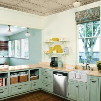 How to have open shelving in your kitchen (without daily ...