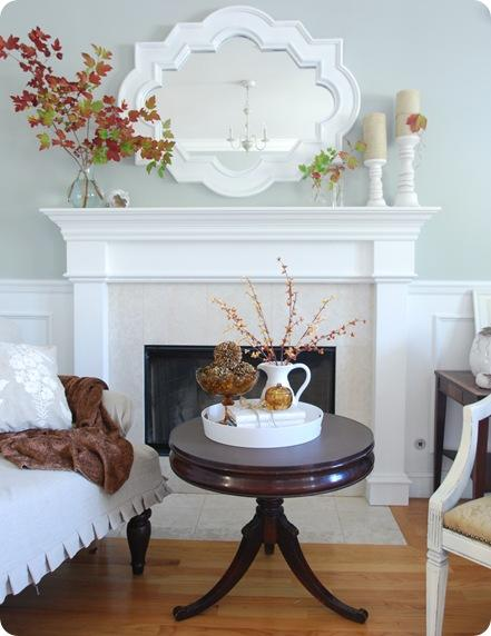 Inspired Holidays Day 10 Tips For Mantels Display