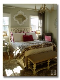 Layering a Bed {9 Lovely Bedrooms} - The Inspired Room