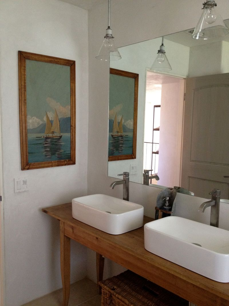 Vessel Sink Vanity Room Decorating Before And After Makeovers