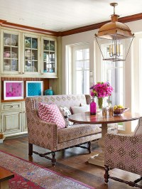 {Decorating} Mixing and Layering Patterns and Colors - The ...