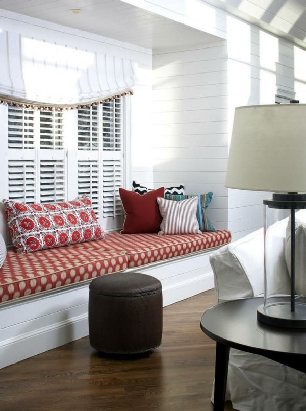 Meuble Sous Combles Window Seats - The Inspired Room